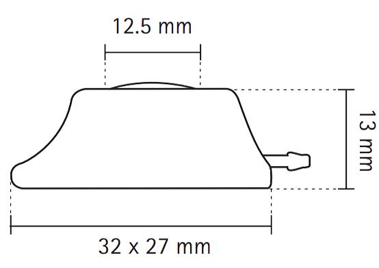 Celsite peritoneal - стандартный порт